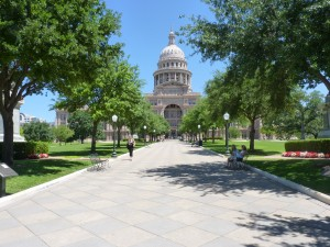 Capital Building, Austin, Texas