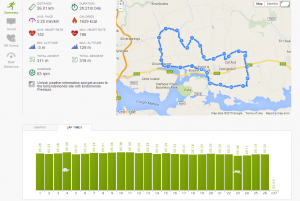 26km Run